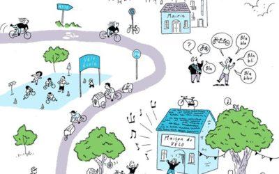 Parlons Vélo avec Nicolas Chaton, colisiter de Aix, naturellement !