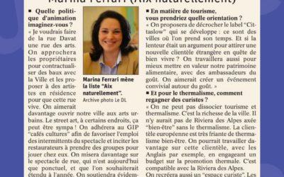 Aix-les-Bains : des atouts, mais aussi des défis à relever